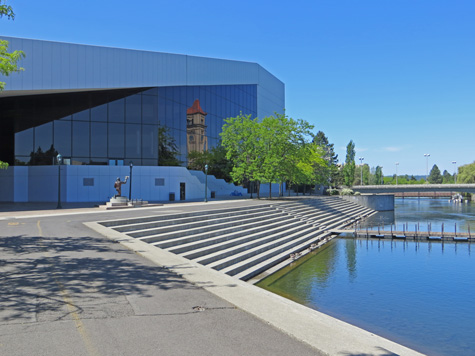 INB Performing Arts Center, Spokane Washington