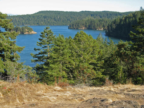 San Juan Islands of Washington State