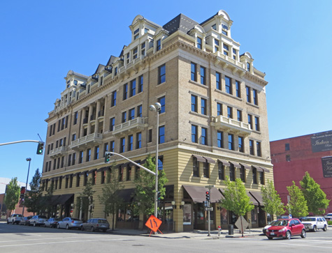 Architecture in Spokane Washington